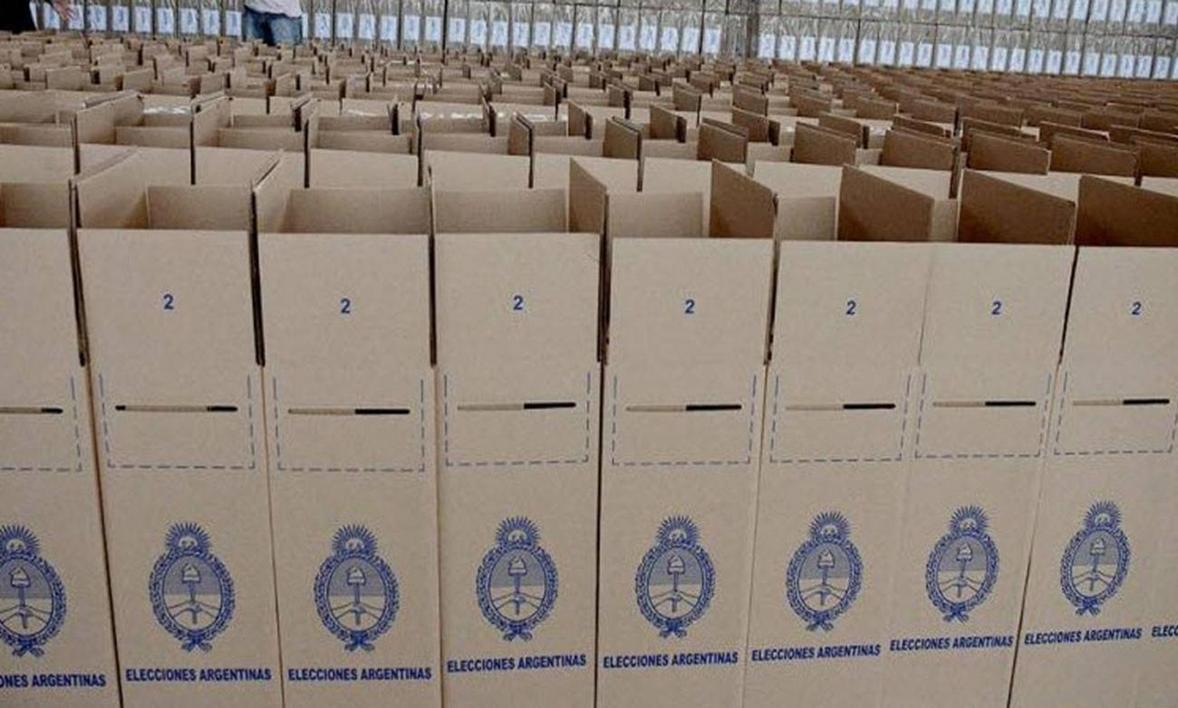 Urnas electorales Argentinas