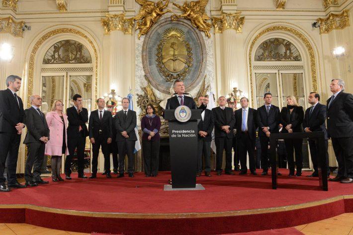 Presidencia de la Nación Argentina