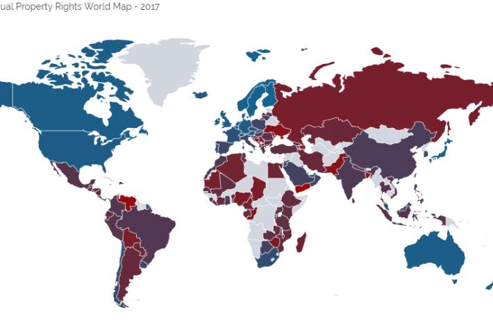 Mapa IPRI